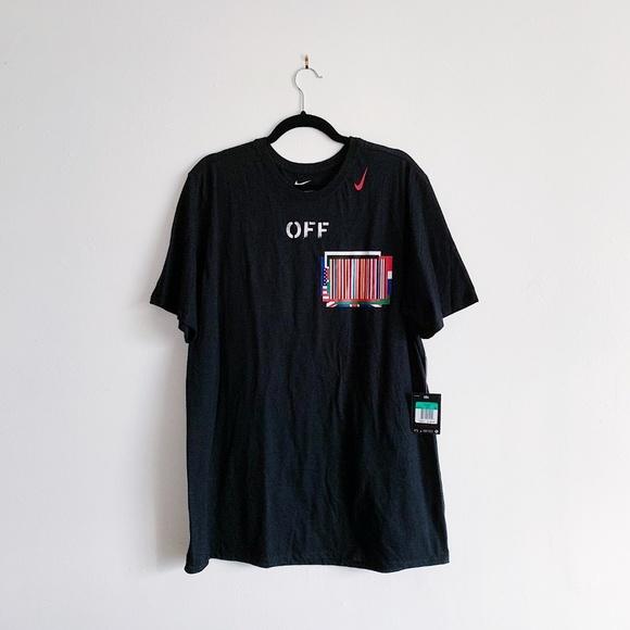 25cfee1c Nike Shirts | Offwhite X Mens Equality Tshirt Sz 2xl | Poshmark